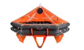 VIKING Liferaft davit launchable 16 pers. - 16DKF