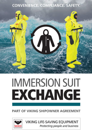 VIKING Immersion Suits