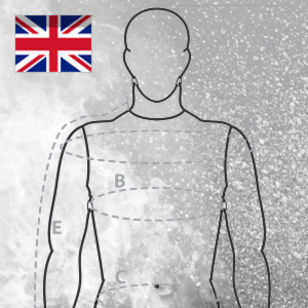 Measurement form banner english VIKING firesuits
