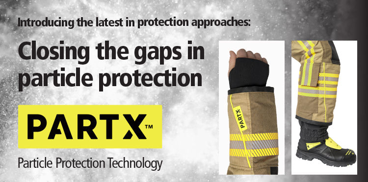 VIKING PartX Particle Protection Technology Fire fighter wear En469 Feuerwehr