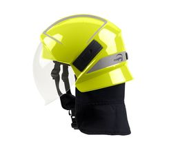 Magma Fire Helmet Type B, Yellow