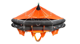 VIKING Liferaft davit launchable 20 pers. - 20DKF