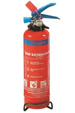 VIKING Fire Extinguisher, 2 kg, ABC Powder, Stored Pressure