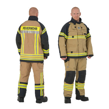 VIKING Performer Model Front Back EN469 Huph Dupont Kevlar Banner PS1030 PS1080