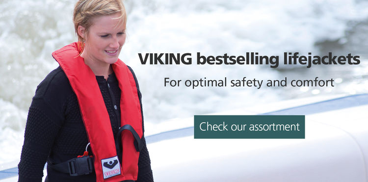 VIKING lifejackets for yachting