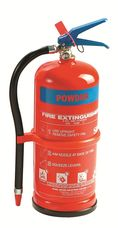 VIKING Fire Extinguisher, 6 kg, ABC Powder, Stored Pressure