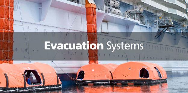 VIKING Evacuation systems MES
