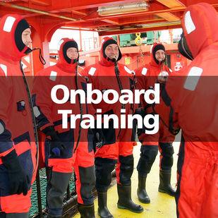 VIKING onboard training