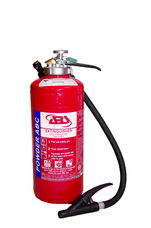 Fire Extinguisher, 6 kg, ABC Powder, Cartridge Operated, ABS