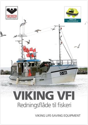 VIKING fishing brochure VFI