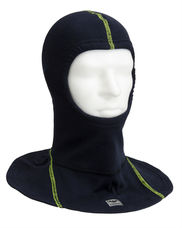 VIKING Firefighter Hood - Blue