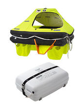 VIKING RESCYOU™ COASTAL LIFERAFT, 6 PERSONS - in container