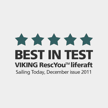 VIKING Liferaft best in test