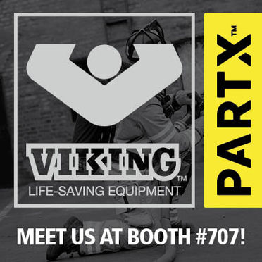 VIKING Fire attends FDIC 2016, booth 707