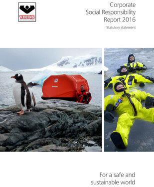 VIKING CSR report 2016