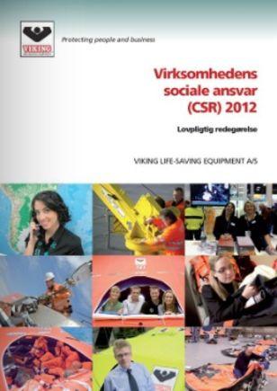 VIKING CSR sociale ansvar 2012