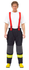 VIKING Firefighter Trousers Economy Basic
