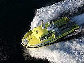 VIKING Norsafe Munin-980 work boat