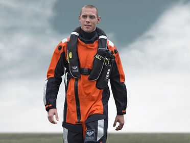 VIKING customized aviation suit