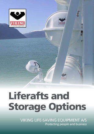 VIKING Liferafts and storage