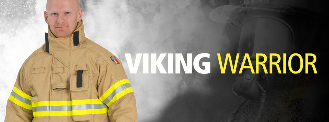 VIKING WARRIOR NFPA BANNER