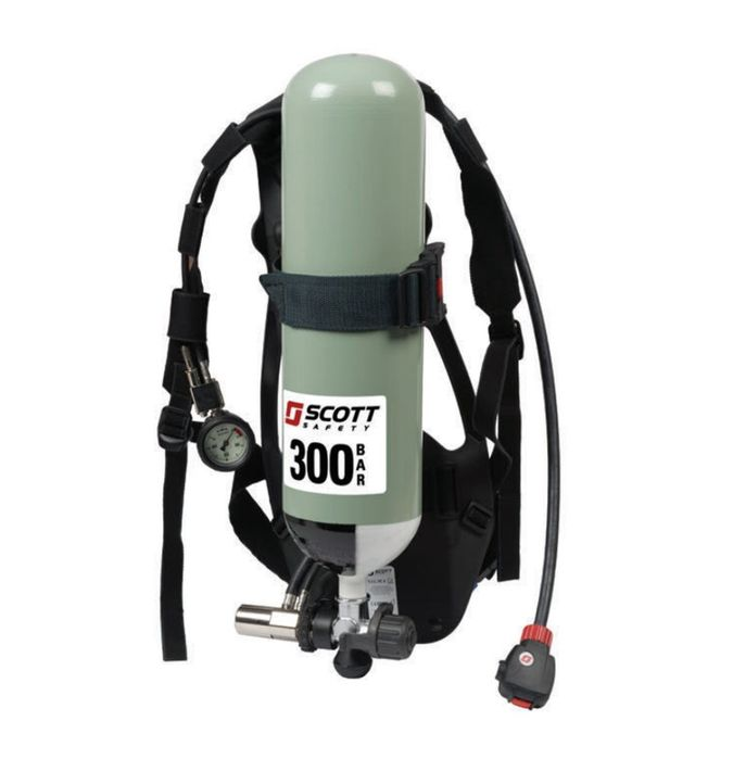 Scba Scott Sigma 2 Type 2 Without Mask And Cylinder