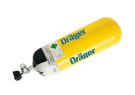 Cylinder, Dräger, Composite, 6.8 Liter/300 Bar, Full