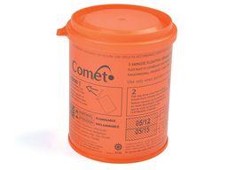 Comet Smoke signal, orange