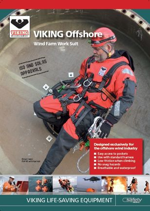 Brochure VIKING Offshore Wind Farm Work Suit