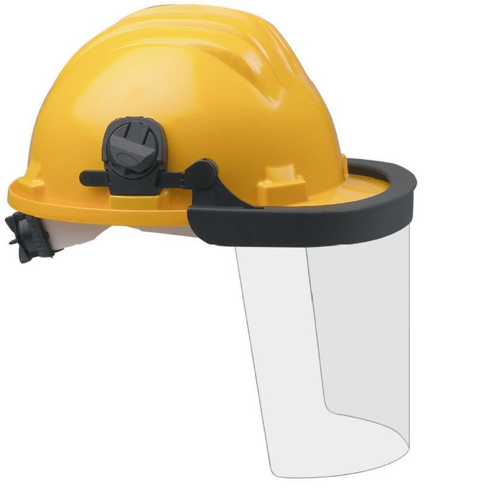 Face shield | for 5-RS safety helmet - enquire now at VIKING