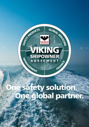 Brochure for VIKING Shipowner Agreement - Passenger