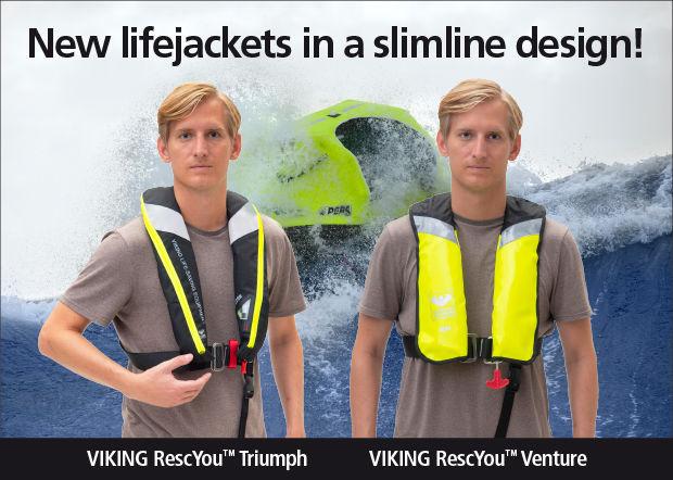 VIKING RescYou Triumph - slimline lifejacket