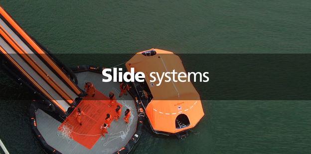 VIKING Slide systems MES