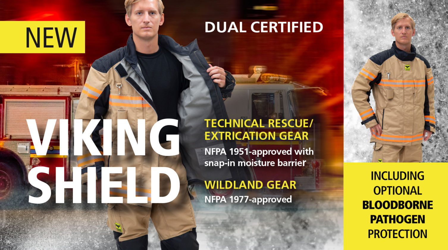 VIKING SHIELD NFPA
